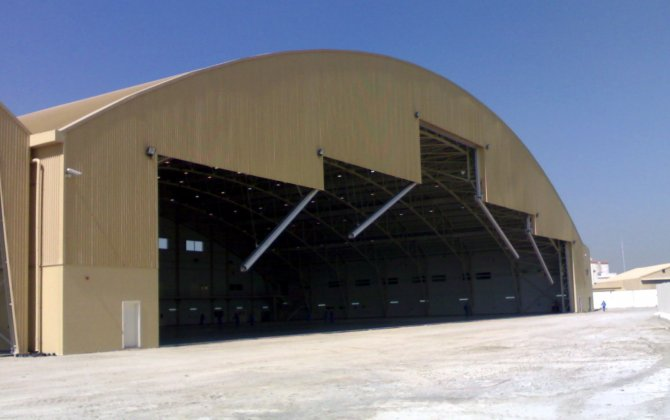 Falcon rethinks DWC completions/MRO facility.
