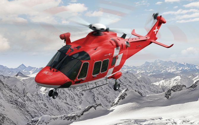 Swiss Air-Rescue Rega orders three AW169 helicopters