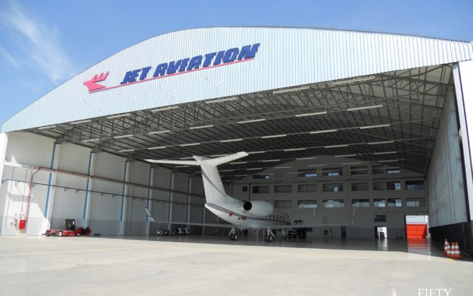 Jet Aviation Singapore delivers 1st Global Express 8C inspection in Asia