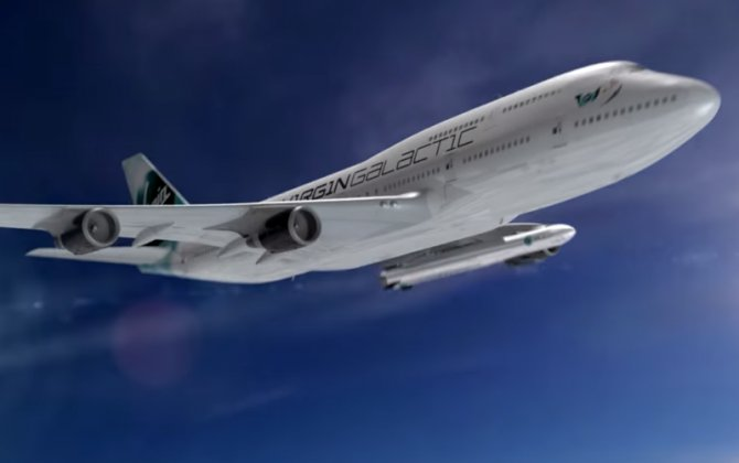 ST Aerospace Extends Maintenance Support To Virgin Galactic's Space Access Vehicle