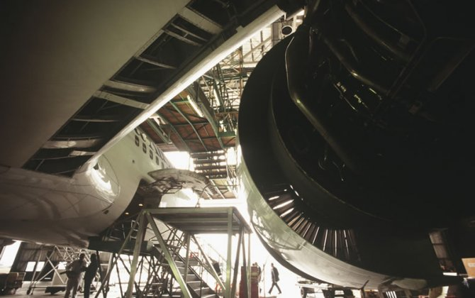 EBRD finances Air Astana's technical maintenance centre