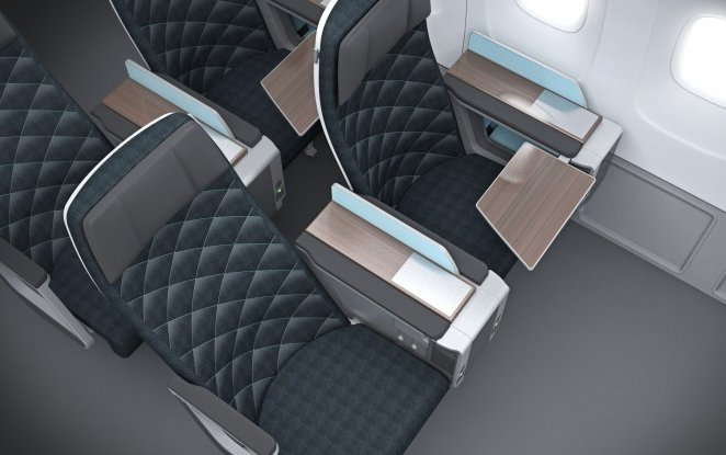 Capital injection boosts Acro's longhaul seat strategy