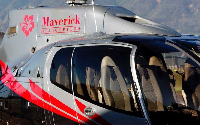 Maverick Opens New Vegas Terminal