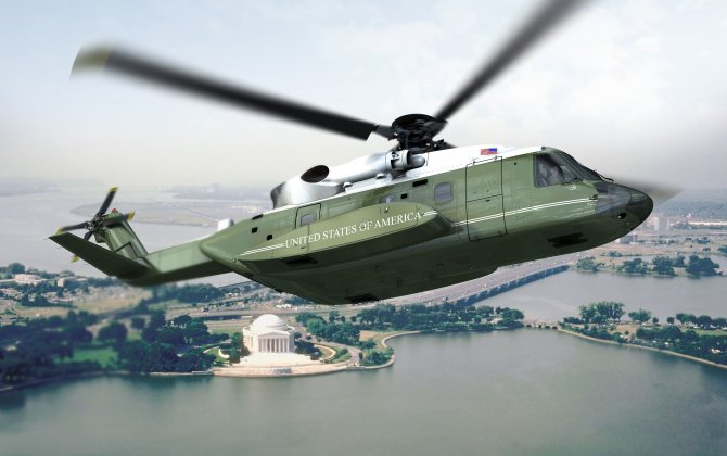 Sikorsky completes VH-92A Presidential helicopter replacement program