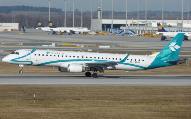Air Dolomiti Considers Joining Lufthansa's Eurowings Concept