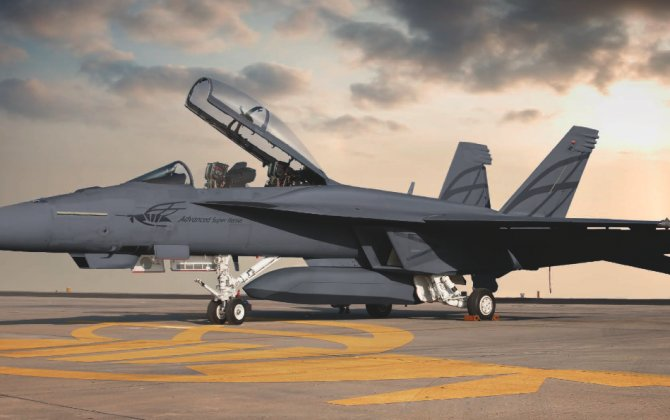 USN moves to modify Super Hornet for Blue Angels role