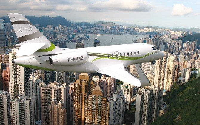 Falcon 2000S Unrivaled agility & economy