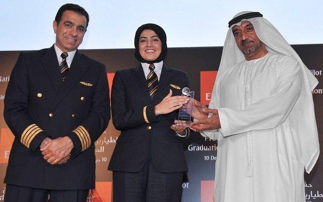 Eighty Emirati pilots graduate as Emirates keeps expanding