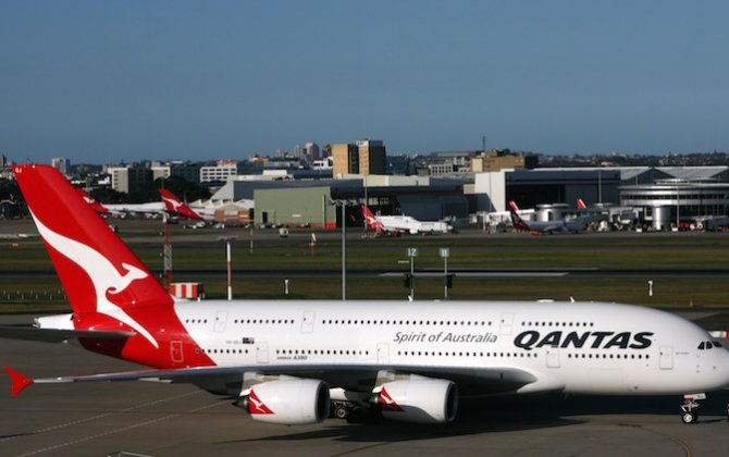 Qantas expects to more than double first half underlying profit before tax in 2015/16 first half