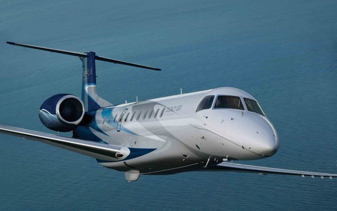 StandardAero LAX completes first Embraer Legacy 650 ADS-B Installation