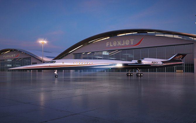 Flexjet Outlines How Supersonic AS2s Will Be Integrated
