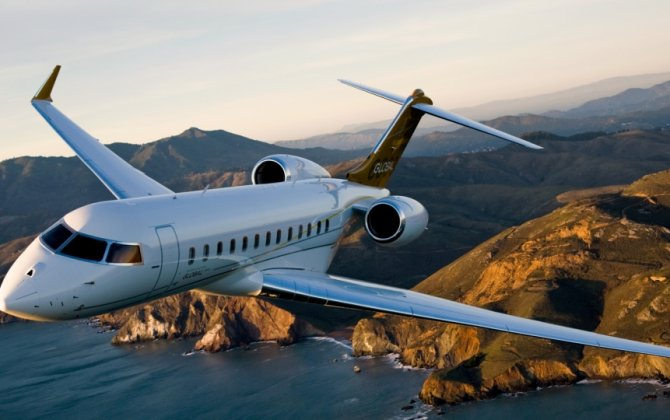 Zetta Jet Signs Deal for Five Bombardier Global 6000s