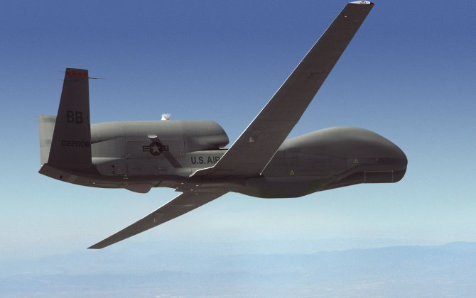 Global Hawk readies for new payload tests