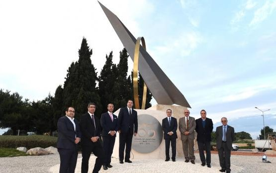 Centenary of Aviation monument unveiled
