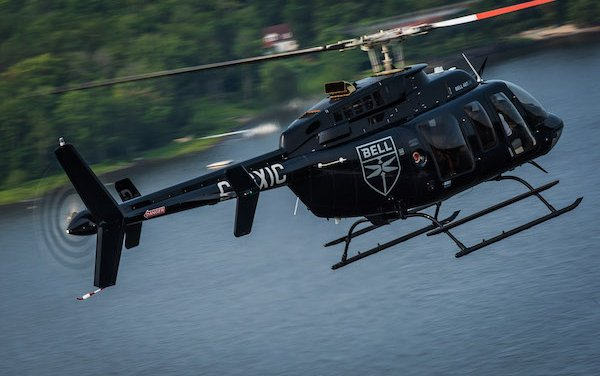 6 million flight hours and 25 years of operation - Bell 407