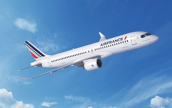 60 A220 aircraft goes.... to Air France-KLM