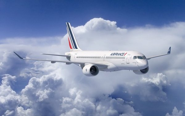 60 Airbus A220s order for Air France-KLM