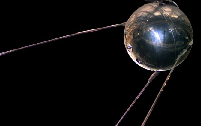 60th anniversary of Sputnik 1's launch, Airbus celebrates the progress in space exploration