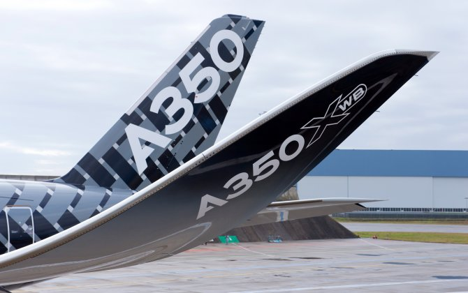 Dubai Airshow 2015: The A350 XWB impresses on Day 2
