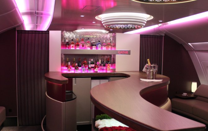 Would you like to take a Royal Tour of the A380?