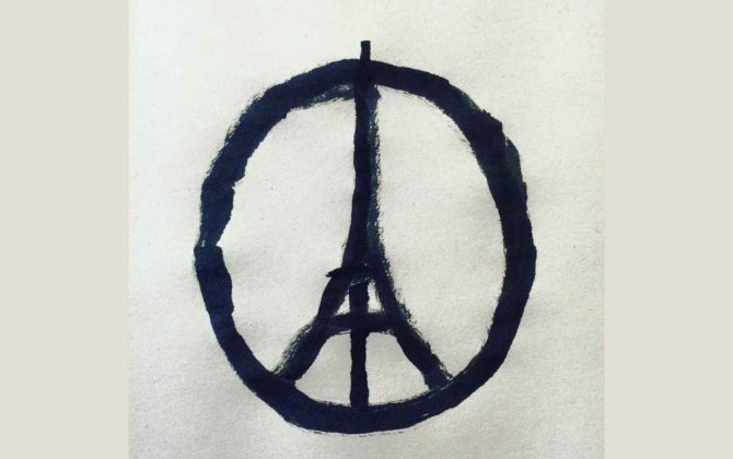 Paris we are with you!
