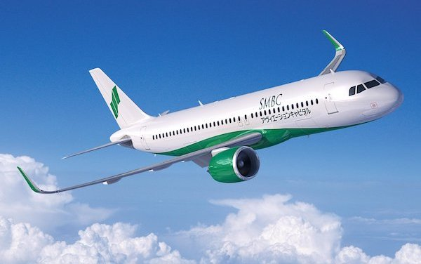 65 A320neo Family aircraft ordered by SMBC Aviation Capital