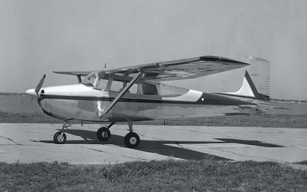 65 years since the first flight of iconic Cessna Skyhawk