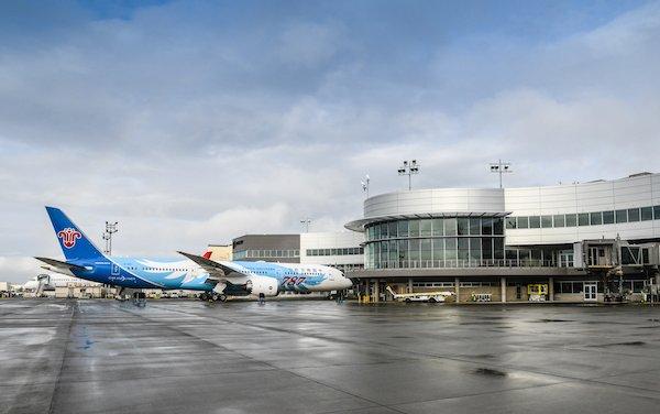 787th of Boeing 787 Dreamliner delivered