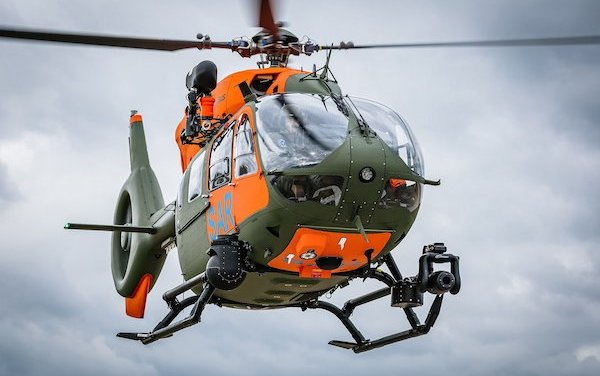 7th Airbus H145 for the German Armed Forces Search and Rescue service