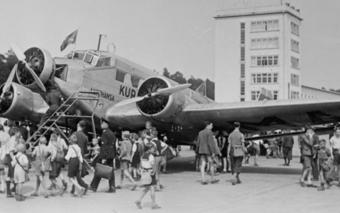 80th Anniversary of Frankfurt Airport