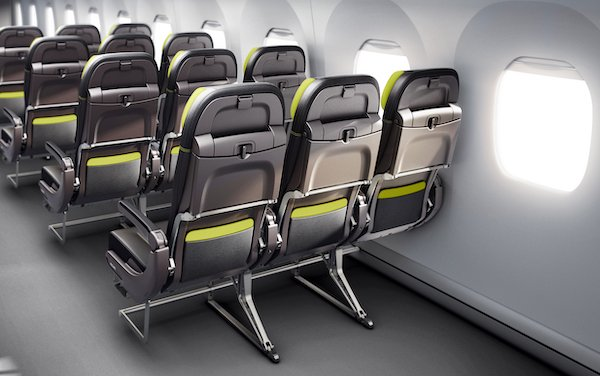 A deal for 20 shipsets of the Recaro BL3530 SPRINT seat for use on aircraft in the transition market