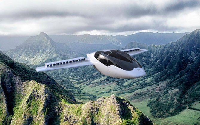 A Fantastic Flying Car That's No Fantasy