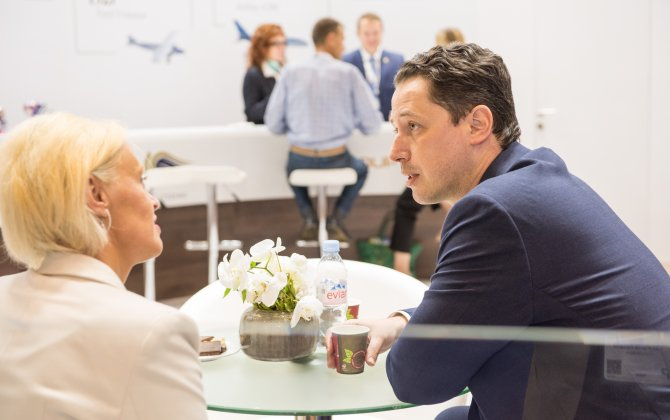 A-Group CCO Sergey Ryzhov- new face in business aviation