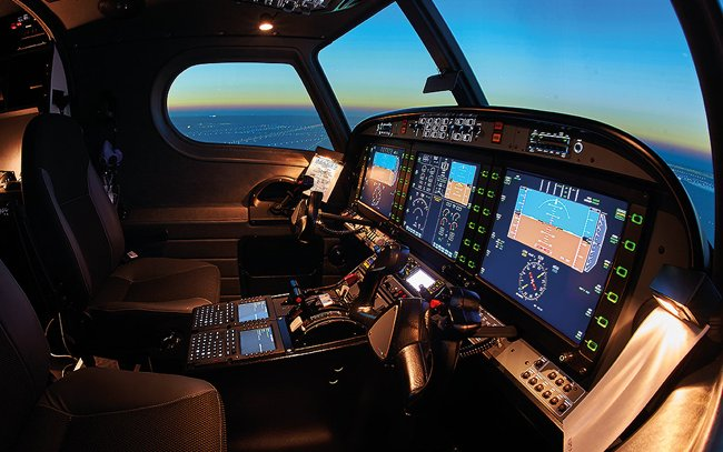 A new Alsim ALX simulator for Cyprus faculty of aviation, university of Kyrenia