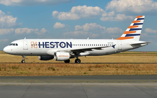 A strategic alliance to create Heston Airlines - Genesis and Heston Aviation