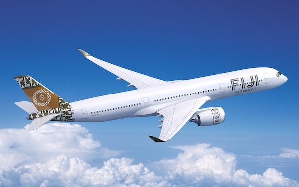 A350 XWB operators family is growing with Fiji Airways