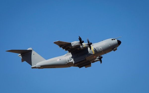 A400M delivered to Luxembourg's Armed Forces