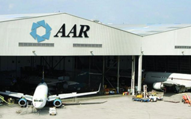 AAR Signs Landing Gear Contract with IndiGo, a Low-Cost Airline in India