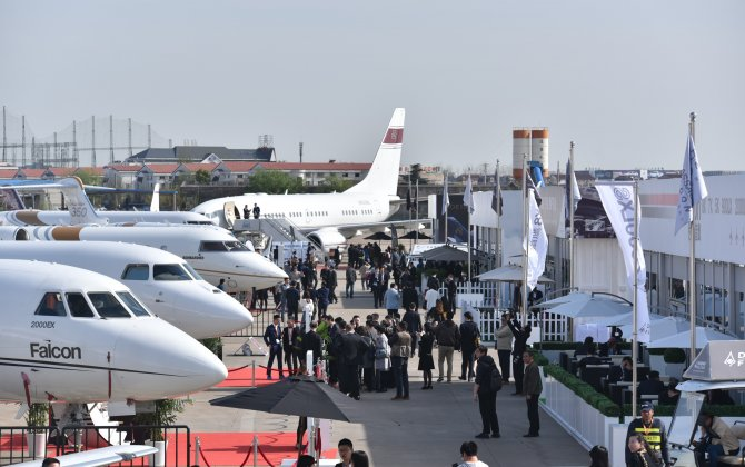 ABACE 2017 Highlights Enthusiasm for Business Aviation