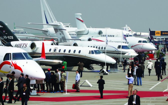 ABACE: China's private jet market goes quiet – for now