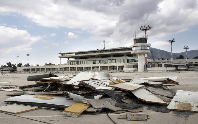 Abandoned Athens airport to become Greece's largest coastal resort