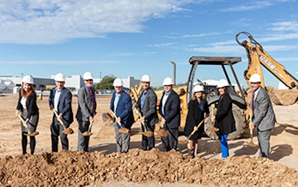 Able Aerospace Services breaks ground on 50,000-S.F. Facility Expansion