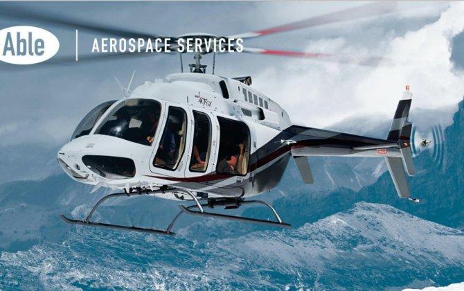 Able Aerospace Services Announces Bell 429 Cr&O Capabilities