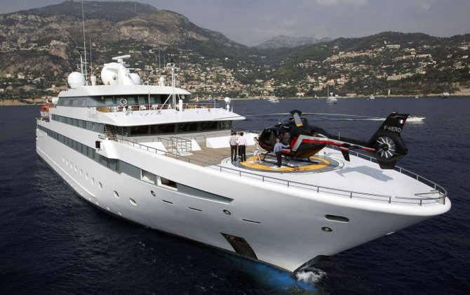 ACH to display indispensible super yacht helicopters during Monaco Yacht Show
