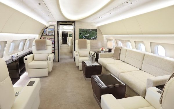 ACJ319neo from K5-Aviation to be highlighted at NBAA-BACE