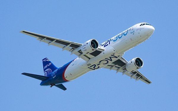 Additional 35 MC-21 aircraft for Aeroflot will be equipped with Russian PD-14 engines