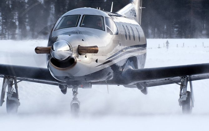 "Advent Aircraft Systems launches ""Get Ready For Winter"" rebate for eABS anti-skid braking systems"