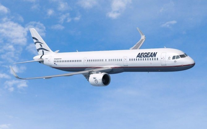 Aegean Airlines Selects Pratt & Whitney GTF™ Engines to Power up to 62 Airbus A320neo Family Aircraft