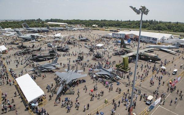 Aerial Display Teams To Soar At Singapore Airshow 2020