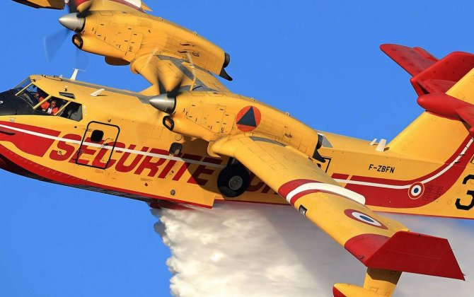 Aerial Firefighting Europe Conference and Exhibition Opens in France